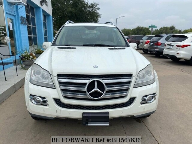 Used 2008 MERCEDES-BENZ GL-CLASS BH567836 for Sale