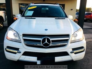 Used 2012 MERCEDES-BENZ GL-CLASS BH567840 for Sale