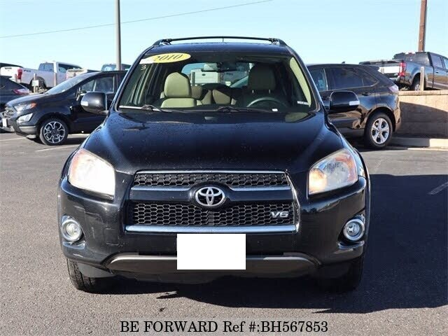 Used 2010 TOYOTA RAV4 BH567853 for Sale
