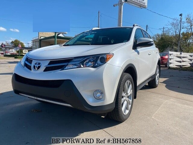 Used 2013 TOYOTA RAV4 BH567858 for Sale