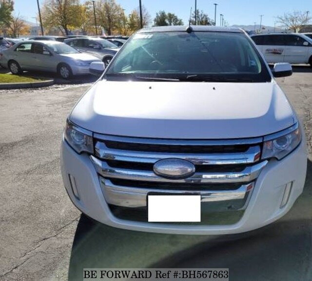 Used 2011 FORD EDGE BH567863 for Sale