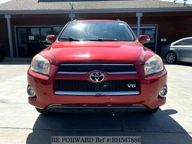Used 2009 TOYOTA RAV4 BH567886 for Sale