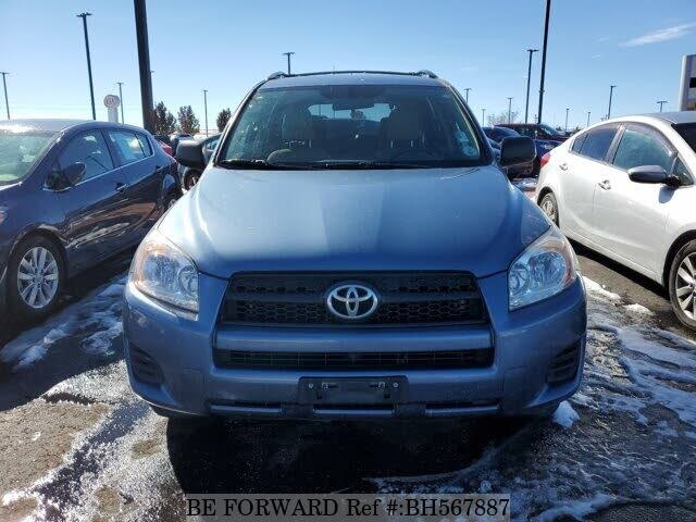 Used 2012 TOYOTA RAV4 BH567887 for Sale