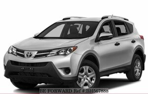 Used 2013 TOYOTA RAV4 BH567888 for Sale