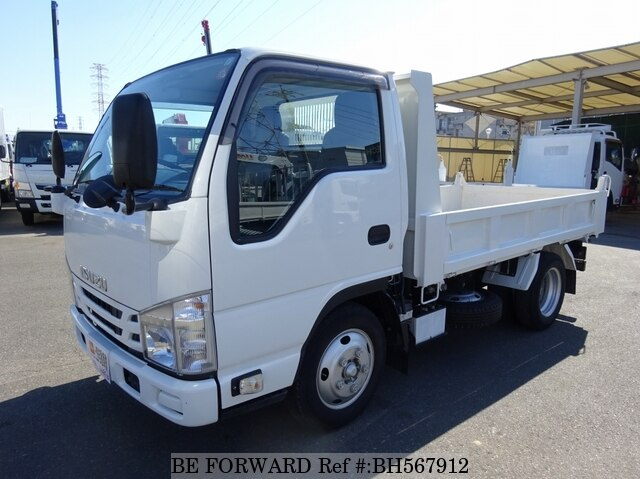 Used 2015 ISUZU ELF TRUCK BH567912 for Sale