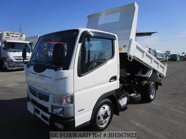 Used 2019 MITSUBISHI CANTER BH567922 for Sale