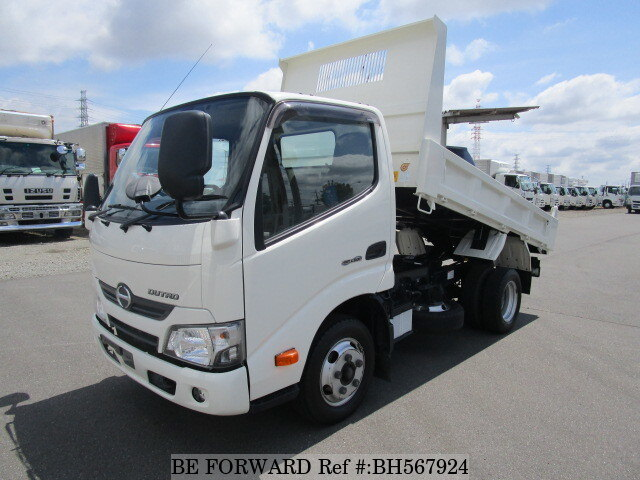 Used 2018 HINO DUTRO BH567924 for Sale