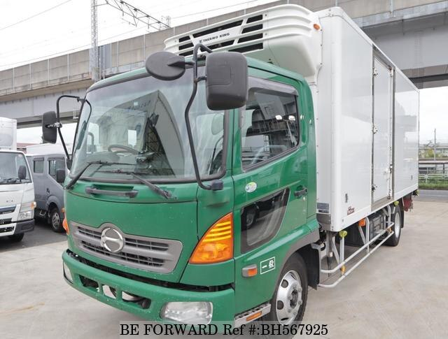 Used 2008 HINO RANGER BH567925 for Sale