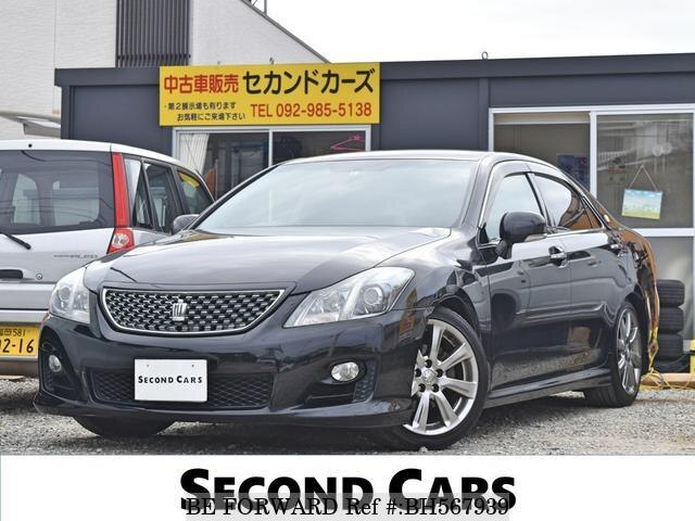 Used 2009 TOYOTA CROWN BH567939 for Sale