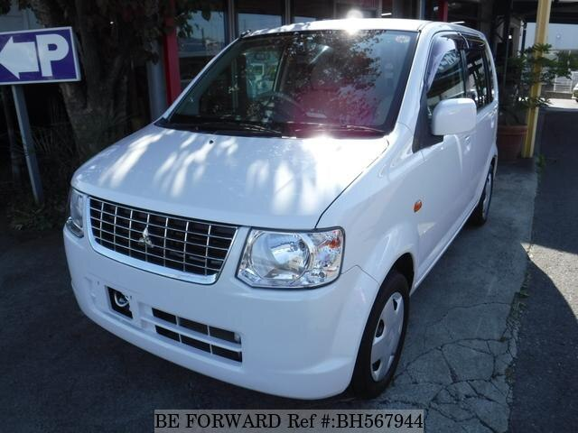 Used 2012 MITSUBISHI EK WAGON BH567944 for Sale