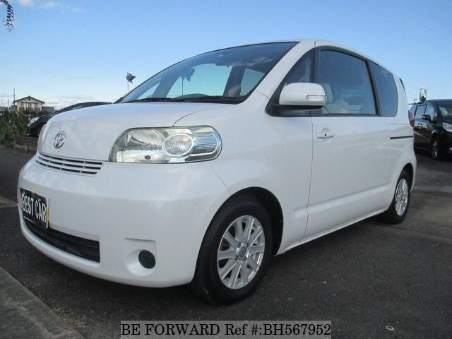 Used 2009 TOYOTA PORTE BH567952 for Sale
