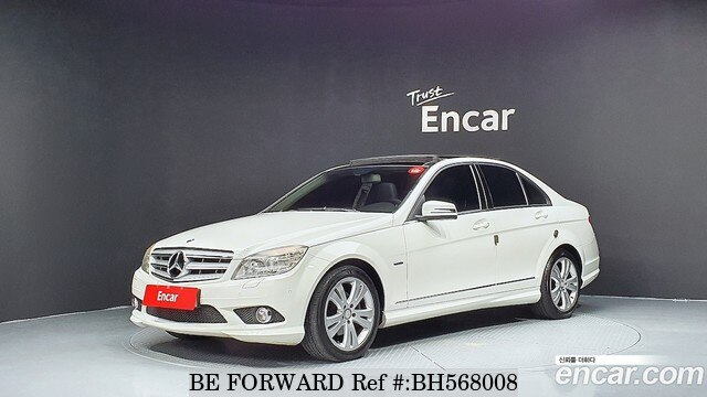 Used 2010 MERCEDES-BENZ C-CLASS BH568008 for Sale