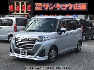 Used 2017 TOYOTA ROOMY BH568014 for Sale