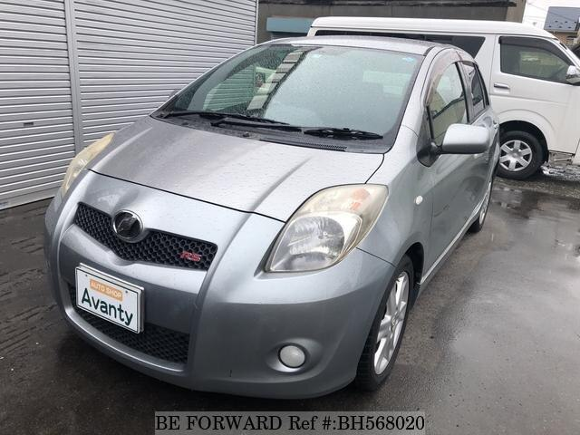 Used 2005 TOYOTA VITZ BH568020 for Sale