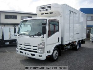 Used 2014 ISUZU ELF VAN BH568028 for Sale
