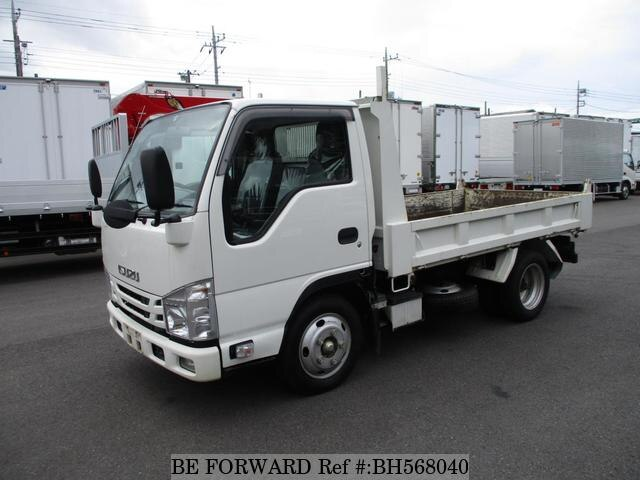 Used 2017 ISUZU ELF TRUCK BH568040 for Sale