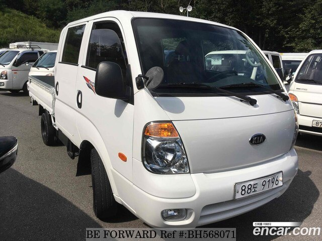 Used 2011 KIA BONGO BH568071 for Sale