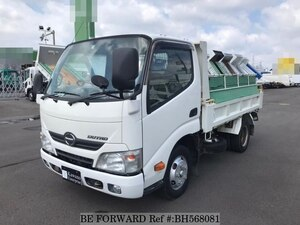Used 2012 HINO DUTRO BH568081 for Sale