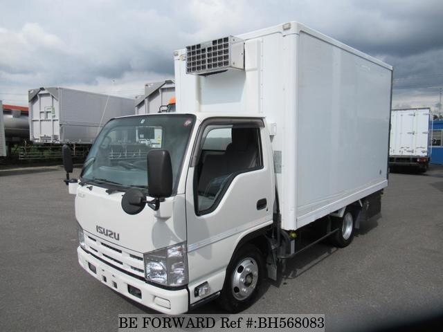 Used 2014 ISUZU ELF TRUCK BH568083 for Sale