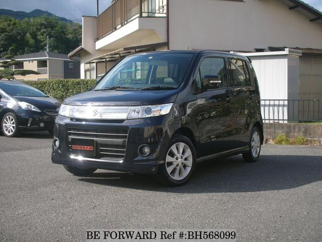 Used 2009 SUZUKI WAGON R BH568099 for Sale