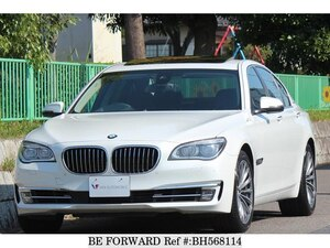 Used 2013 BMW 7 SERIES BH568114 for Sale