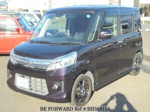 Used 2013 SUZUKI SPACIA BH568116 for Sale