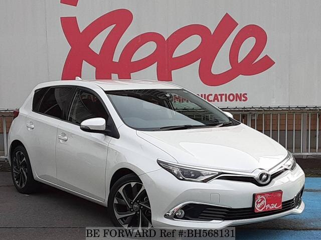 Used 2015 TOYOTA AURIS BH568131 for Sale