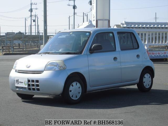 Used 2009 DAIHATSU ESSE BH568136 for Sale