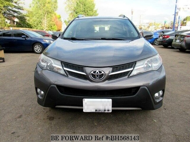 Used 2015 TOYOTA RAV4 BH568143 for Sale