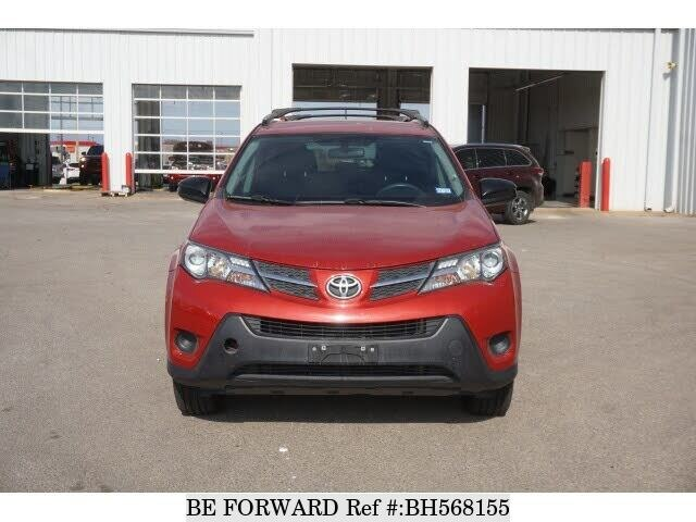 Used 2015 TOYOTA RAV4 BH568155 for Sale