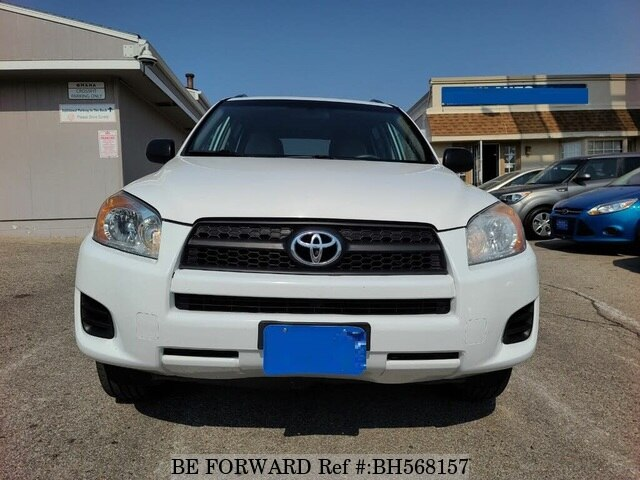 Used 2011 TOYOTA RAV4 BH568157 for Sale