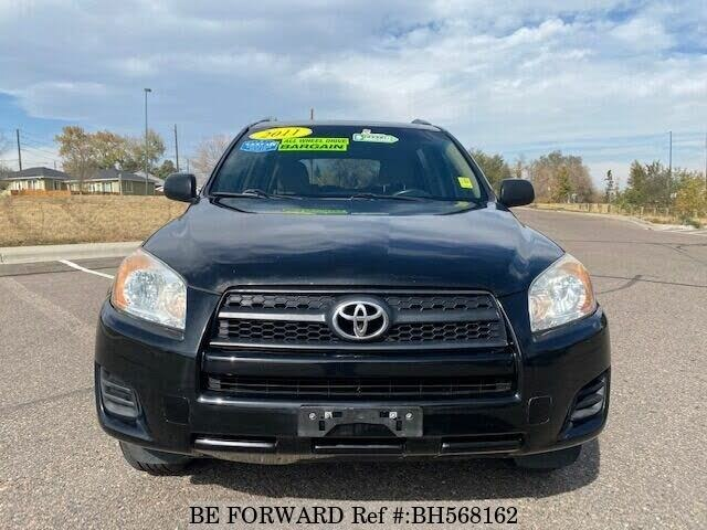 Used 2011 TOYOTA RAV4 BH568162 for Sale