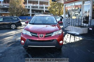 Used 2013 TOYOTA RAV4 BH568171 for Sale