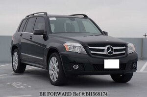Used 2012 MERCEDES-BENZ GLK-CLASS BH568174 for Sale