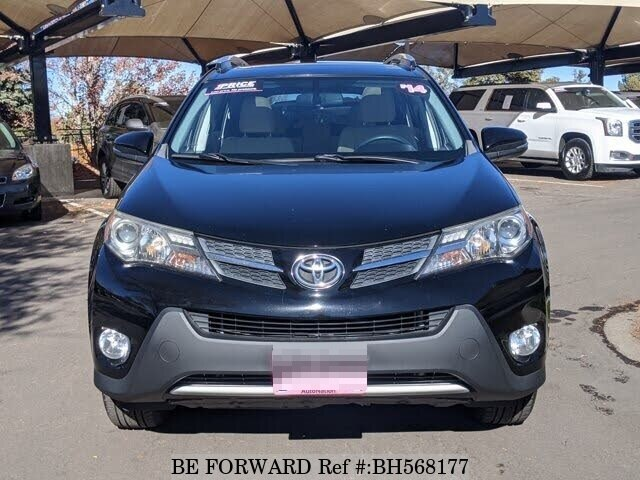 Used 2014 TOYOTA RAV4 BH568177 for Sale