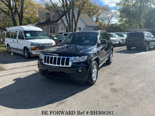 Used 2013 JEEP GRAND CHEROKEE BH568181 for Sale
