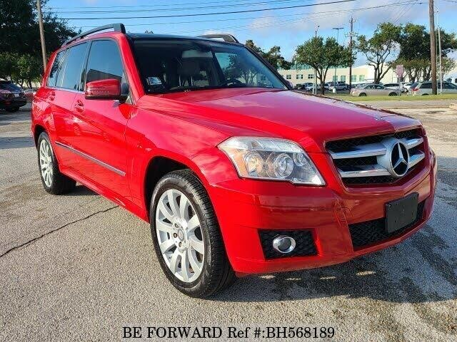 Used 2012 MERCEDES-BENZ GLK-CLASS BH568189 for Sale
