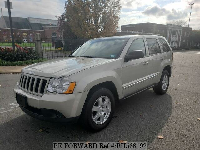 Used 2010 JEEP GRAND CHEROKEE BH568192 for Sale
