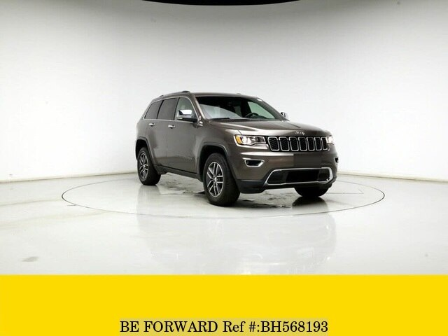Used 2017 JEEP GRAND CHEROKEE BH568193 for Sale