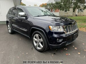 Used 2011 JEEP GRAND CHEROKEE BH568196 for Sale