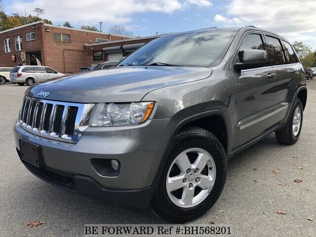 Used 2012 JEEP GRAND CHEROKEE BH568201 for Sale