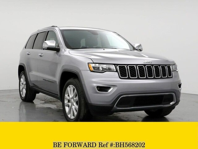 Used 2017 JEEP GRAND CHEROKEE BH568202 for Sale