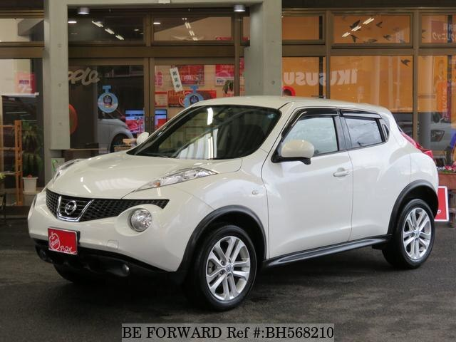 Used 2013 NISSAN JUKE BH568210 for Sale