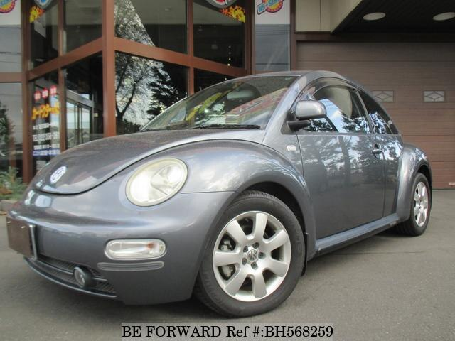 Used 2003 VOLKSWAGEN NEW BEETLE BH568259 for Sale