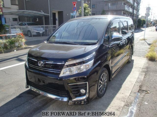 Used 2015 TOYOTA VOXY BH568264 for Sale
