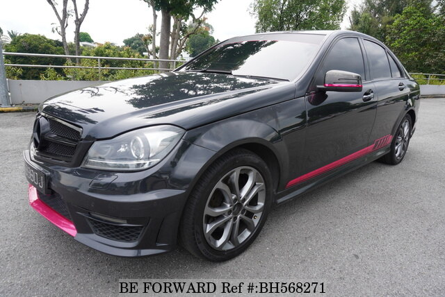 Used 2011 MERCEDES-BENZ C-CLASS BH568271 for Sale