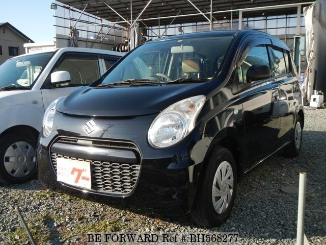 Used 2012 SUZUKI ALTO BH568277 for Sale