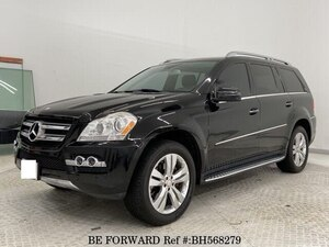 Used 2011 MERCEDES-BENZ GL-CLASS BH568279 for Sale