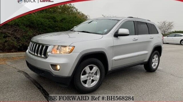 Used 2012 JEEP GRAND CHEROKEE BH568284 for Sale