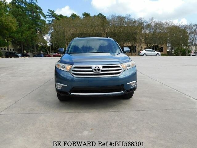 Used 2013 TOYOTA HIGHLANDER BH568301 for Sale